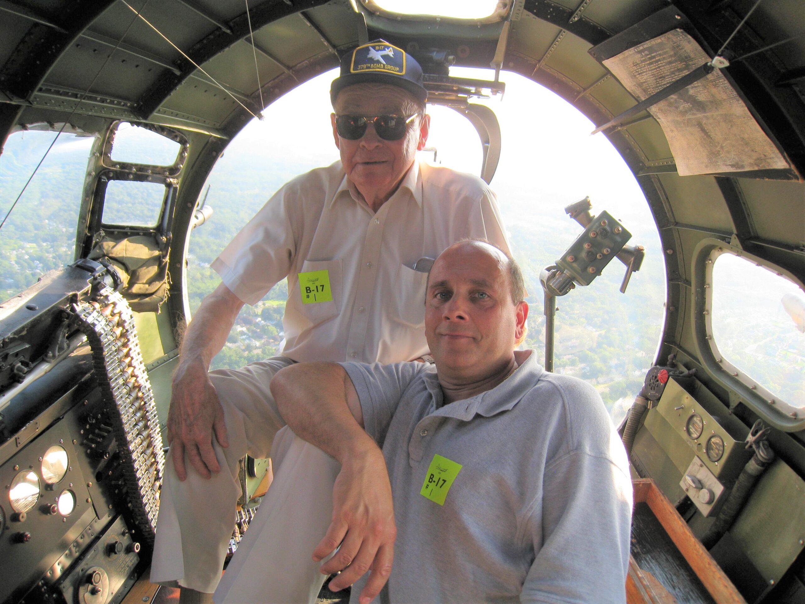 Bob and the B-17 022