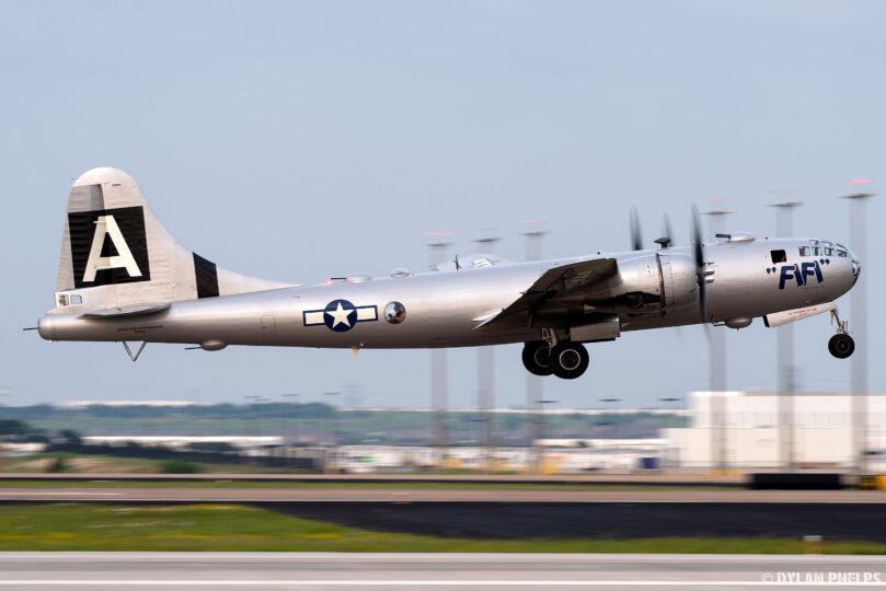 FiFiAFW_2019_WOD_B-29_FIFI_DylanPhelps