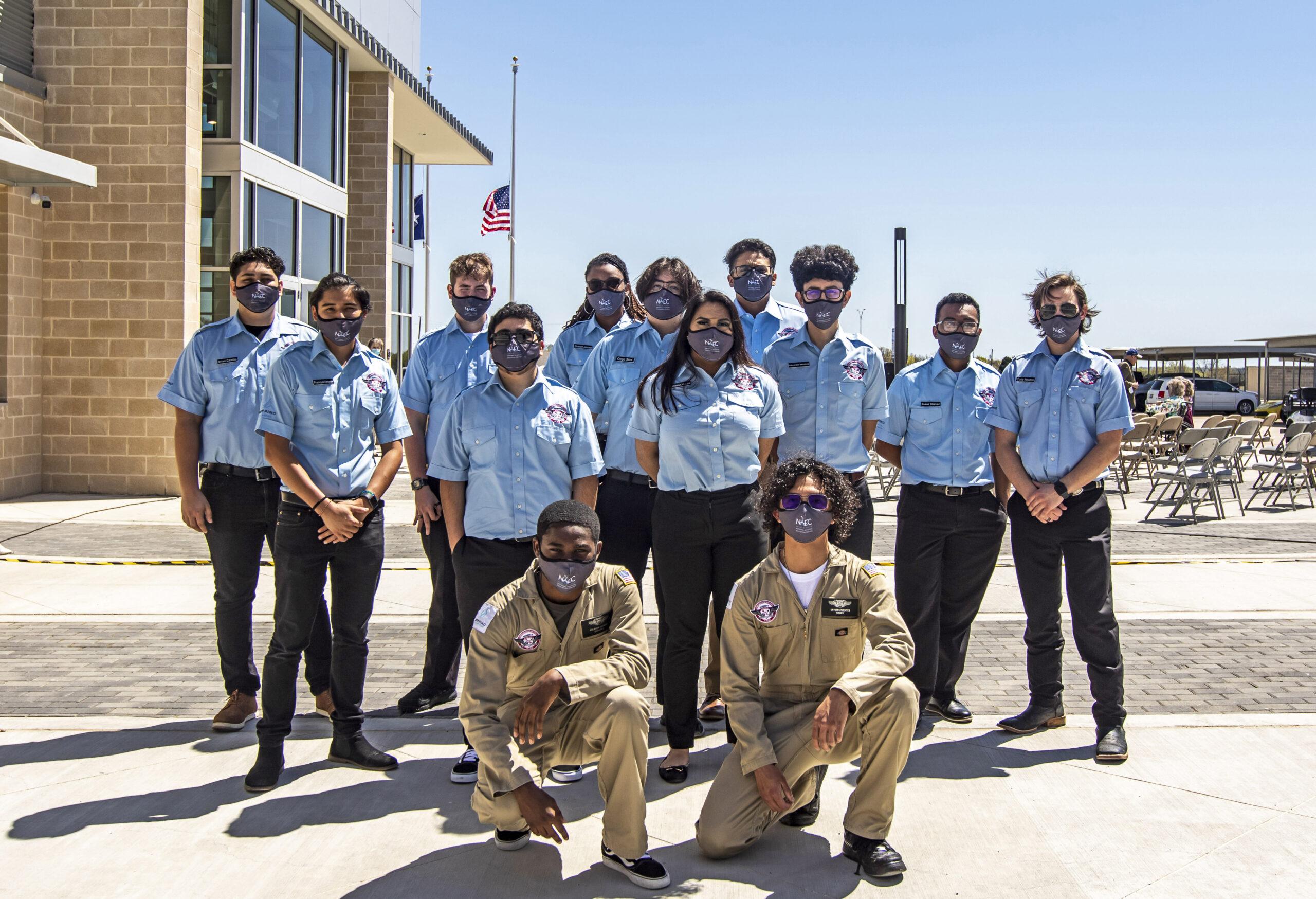 CAF Gulf Coast Wing SNJ
